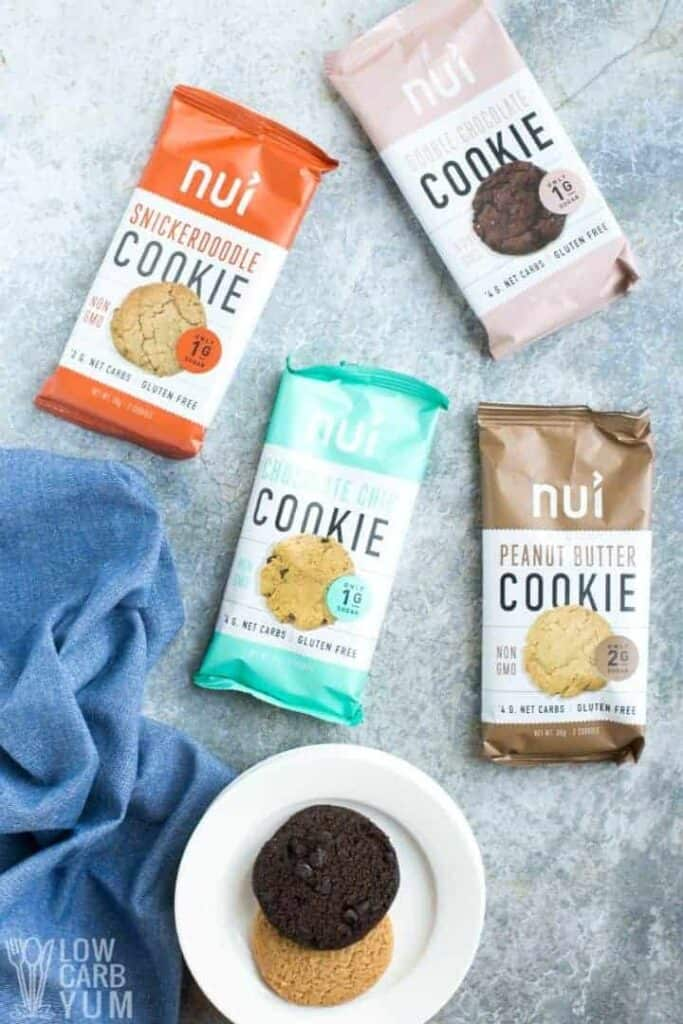 overhead of nui cookie packages and cookies