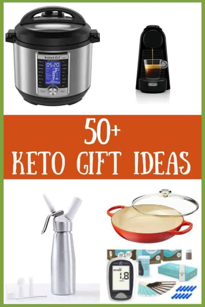 2018 Holiday Guide to Keto Gifts