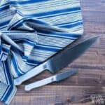 best brand of kitchen knives Misen