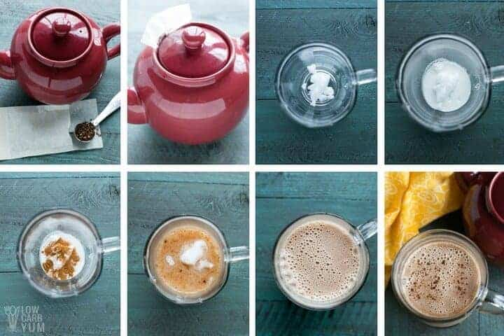 How to make Bulletproof tea