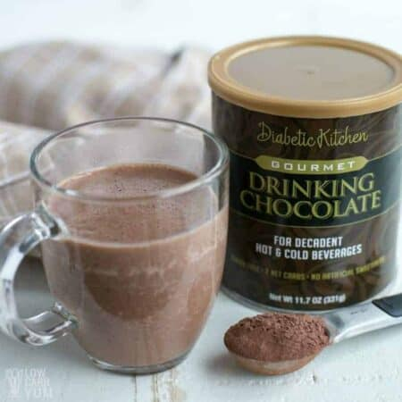 Diabetic Kitchen Drinking Chocolate
