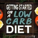 How to start a low carb diet in six steps