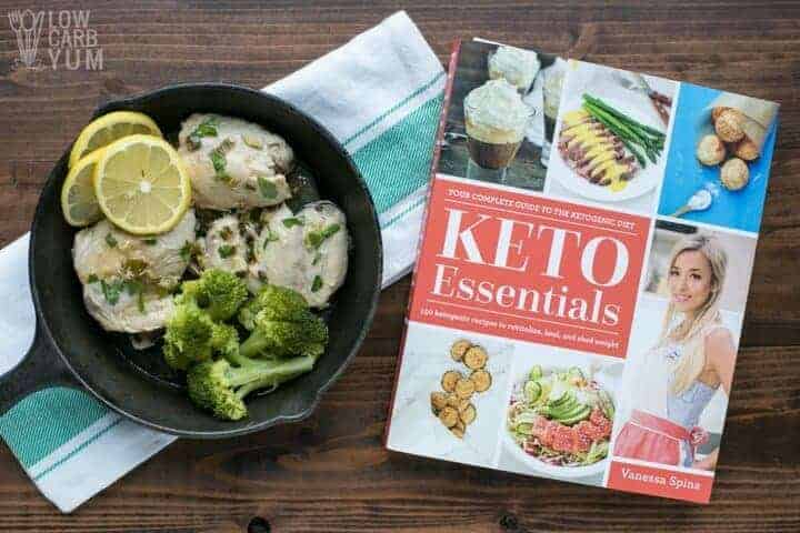 Asian Style Keto Chicken with Lemon