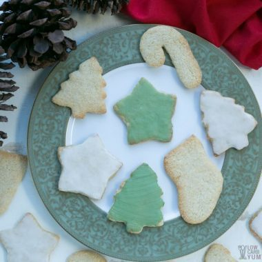 Low Carb Keto Sugar Cookies – Gluten Free