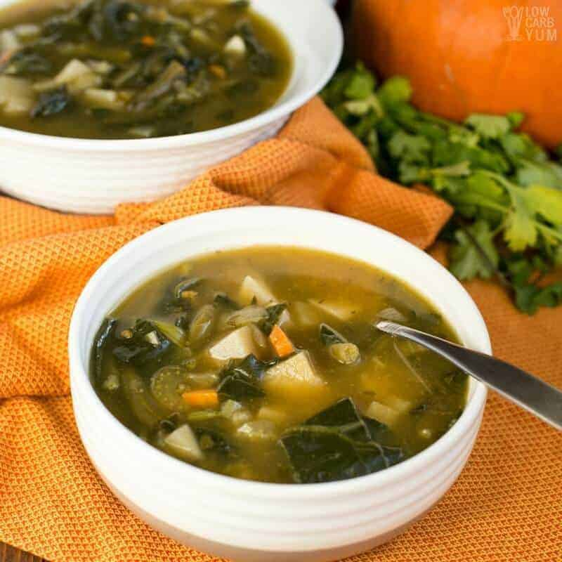 Low Carb Vegetable Soup Instant Pot Or Stove Top Low Carb Yum