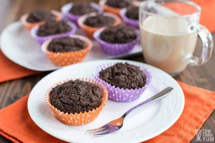 Atkins protein shake muffins