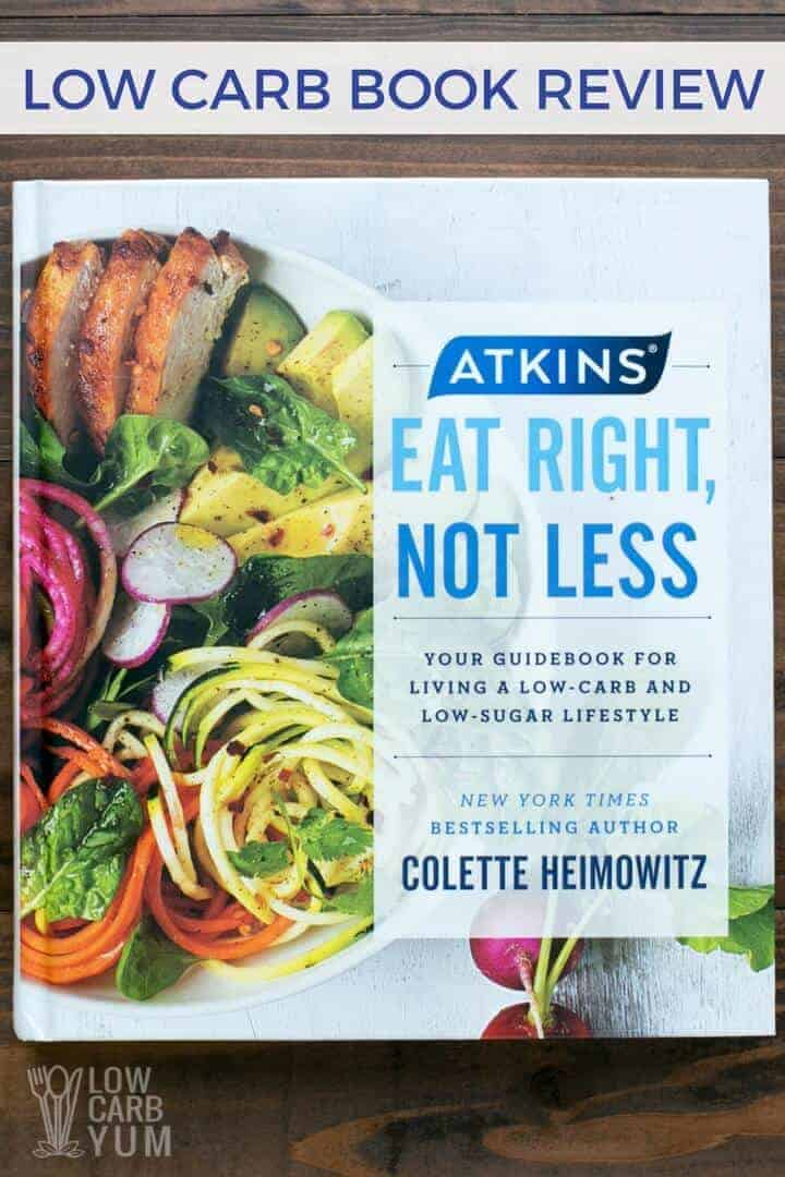 Atkins Eat Right, Not Less Review