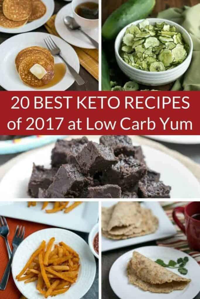 Best Keto Recipes of 2017