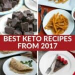 Best Keto Recipes of 2017