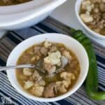 crock pot white turkey chili without beans