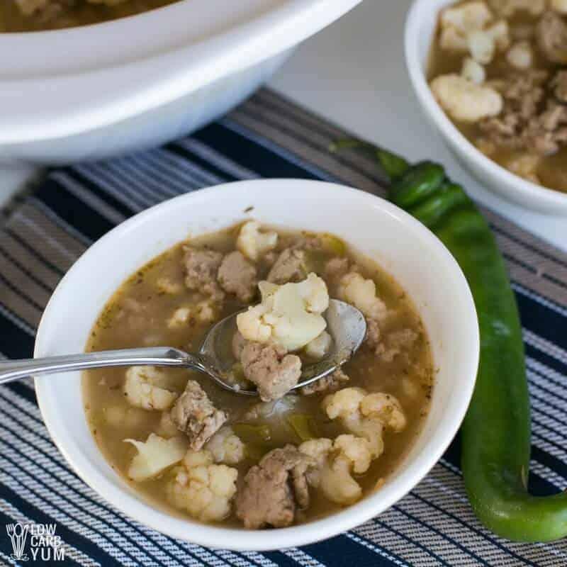 crock pot white turkey chili without beans