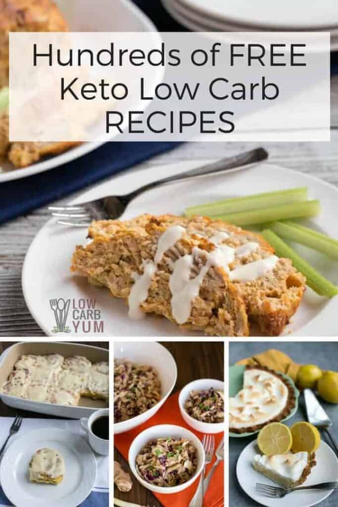 Keto Low Carb Recipes