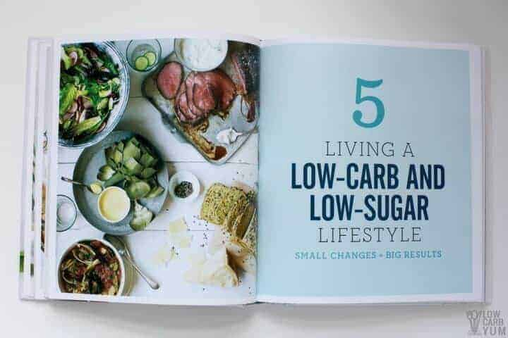 Living a low sugar low carb lifestyle