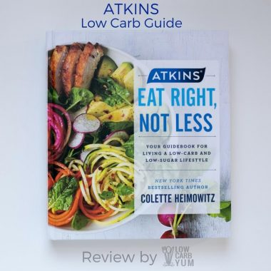Atkins Low Carb Lifestyle