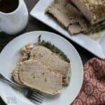 Pressure Cooker Pork Loin