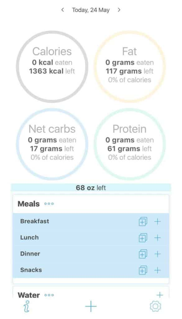 Keto Diet Tracker App Review
