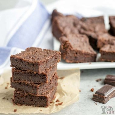 Easy Egg Free Brownies Recipe