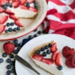 Keto low carb no bake cheesecake recipe