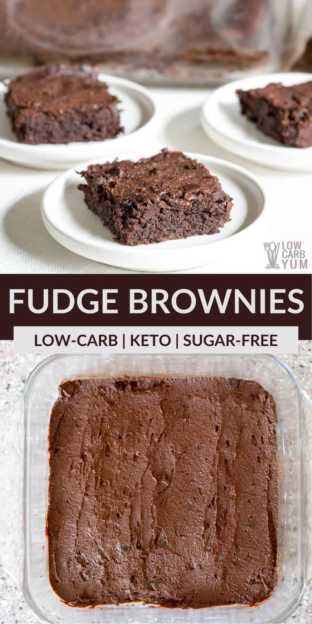 keto fudge brownies pinterest imagee
