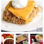 Text Low Carb Mexican Recipes