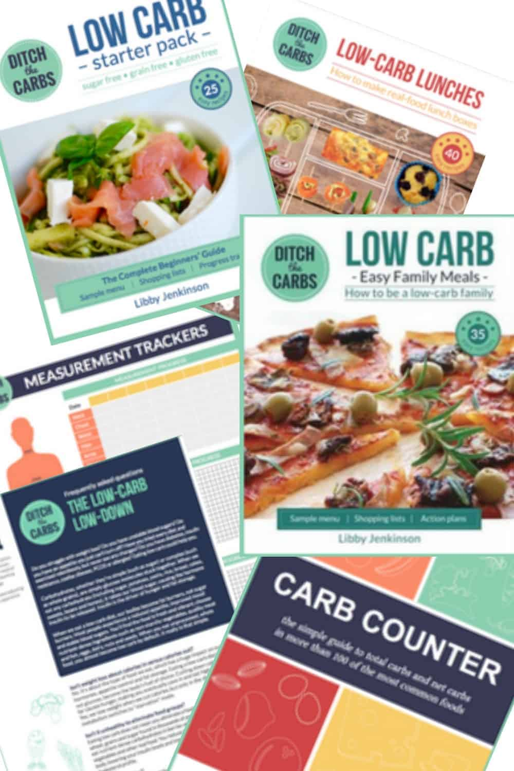 Low Carb starter Bundle