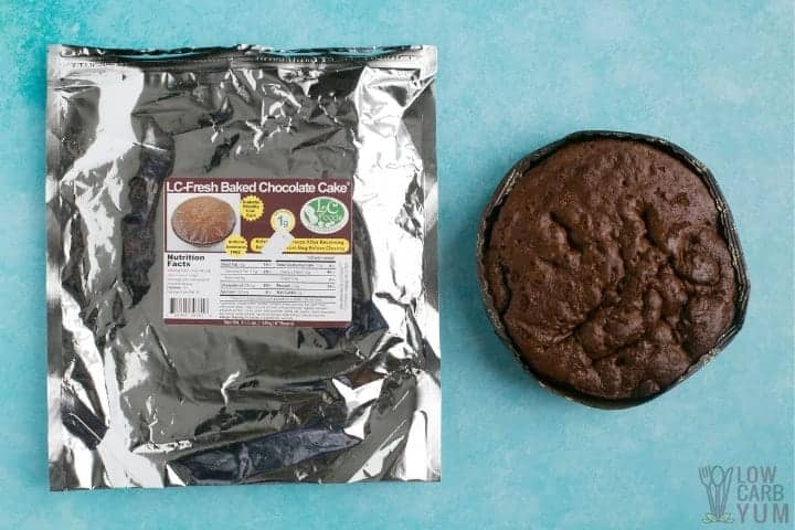 LC Foods Fresh Baked Chocolate Cake