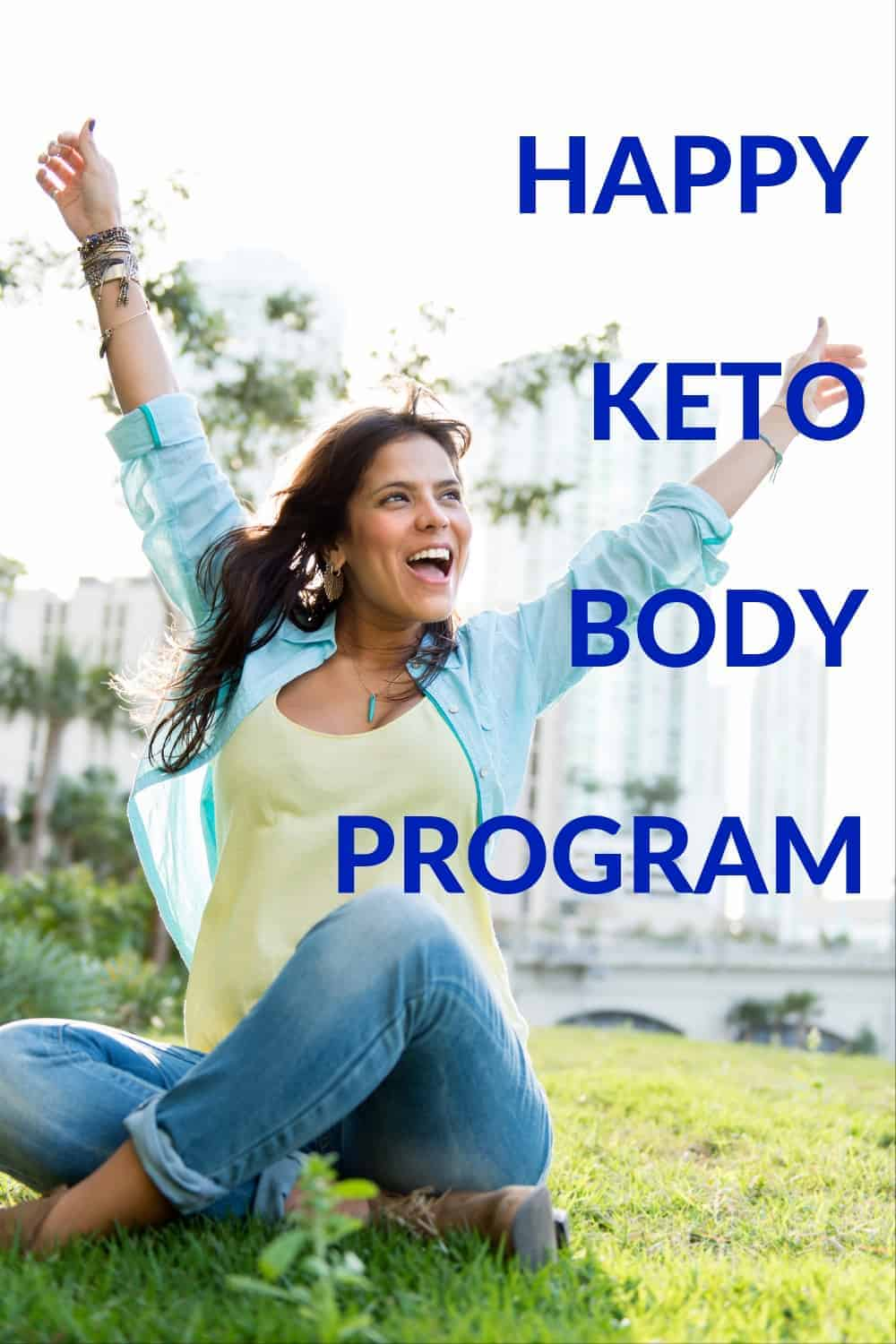 Text Happy Keto Body Program