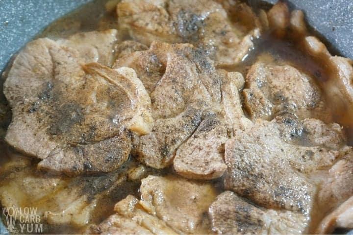 pork bistek marinade