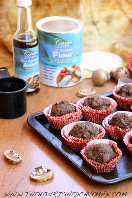 Vivica's Magic Meat Muffins + Welcome To Thrive!