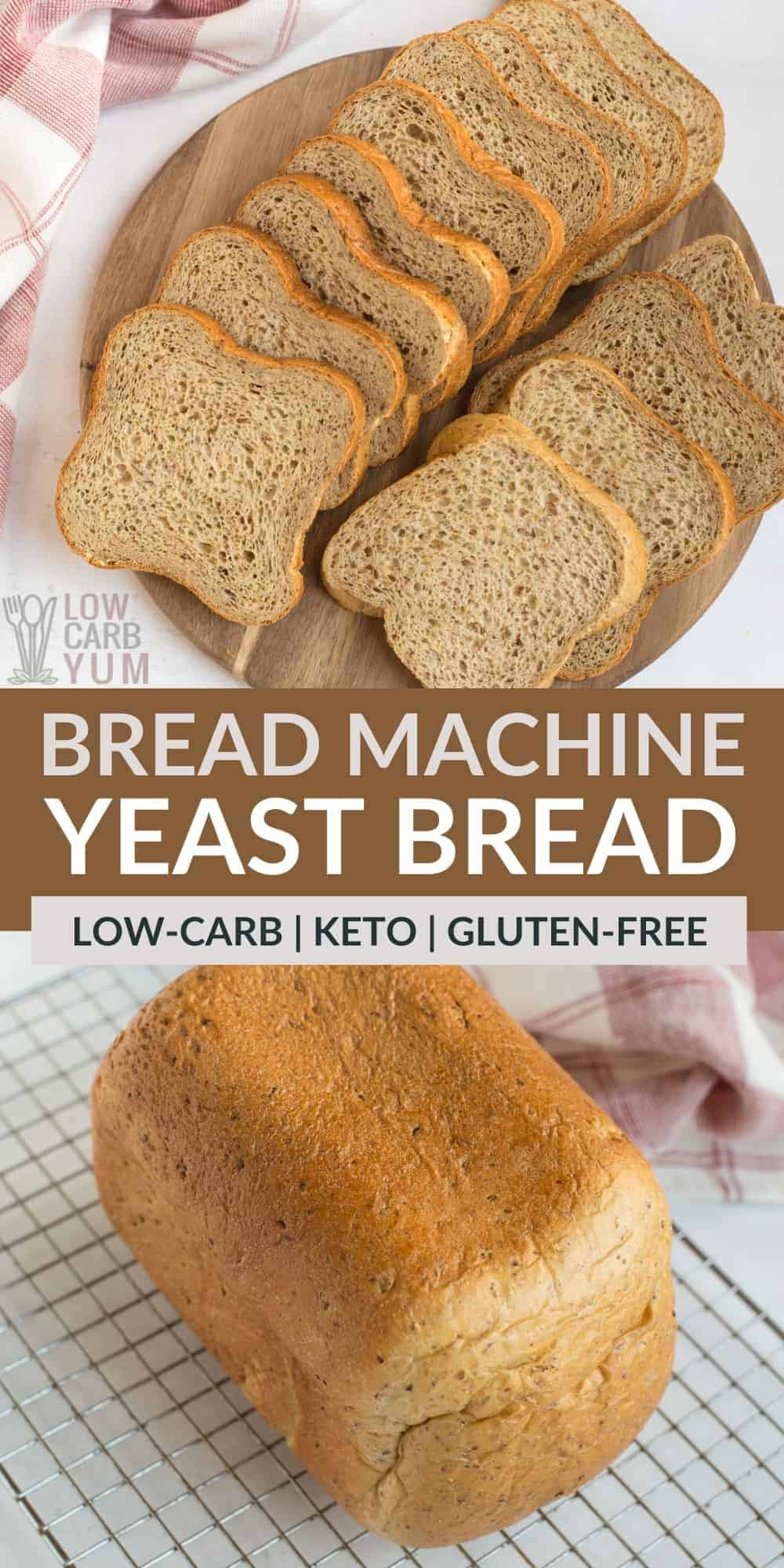 bread machine yeast bread
