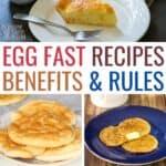 Egg Fast Recipes, Benefits, & Rules