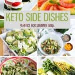 keto side dishes for summer BBQs