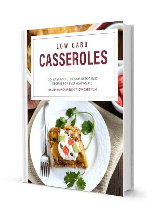 Low Carb Casseroles Cookbook