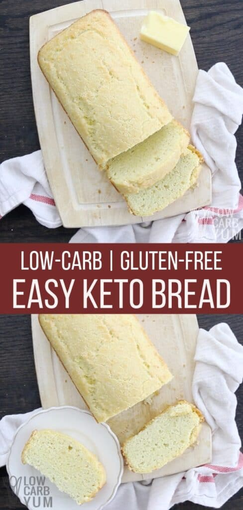easy low carb bread recipe