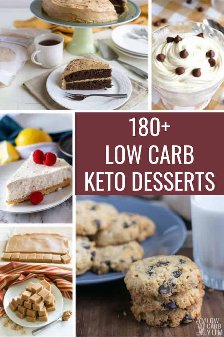 Features Pdf  Keto-Friendly Dessert Recipes Keto Sweets