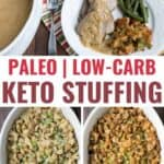 keto low carb stuffing recipe