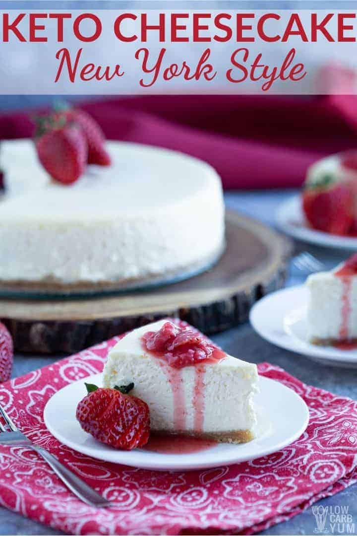 new york keto cheesecake recipe