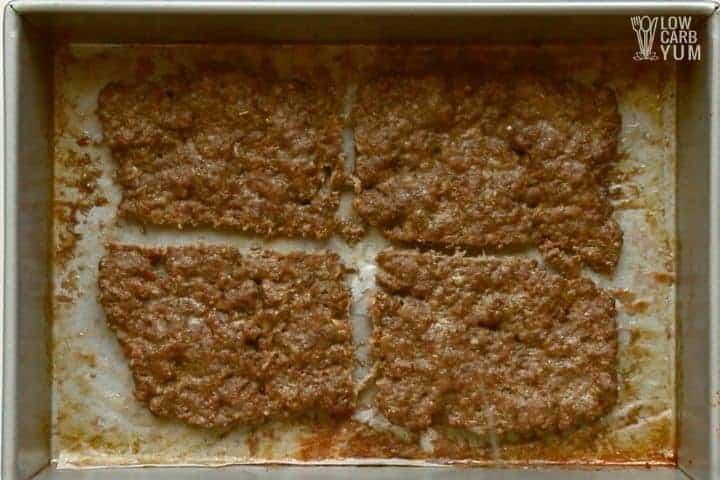 low carb substitute for lasagna noodles