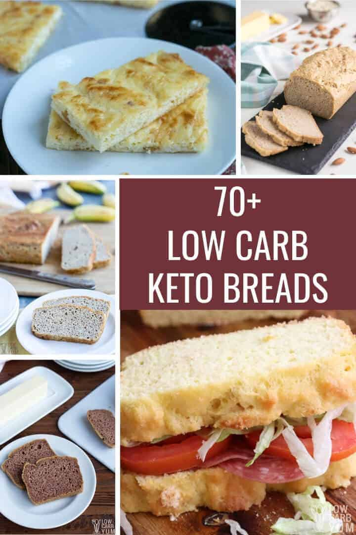 low carb keto bread