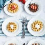 mini keto waffles recipes