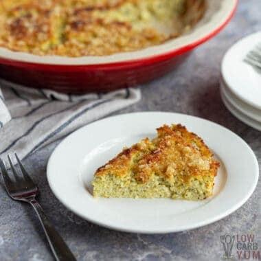 gluten free squash casserole