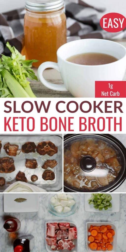 keto bone broth recipe slow cooker