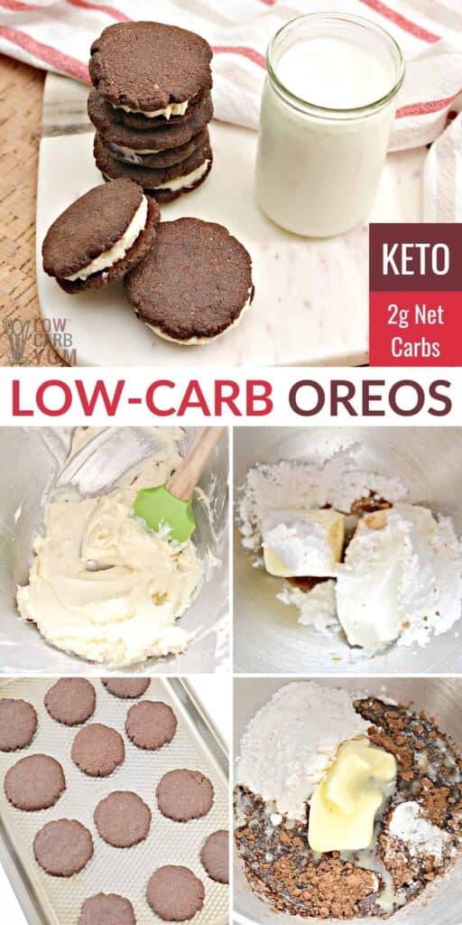 low carb oreos