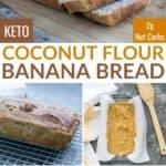 coconut flour banana bread recipe