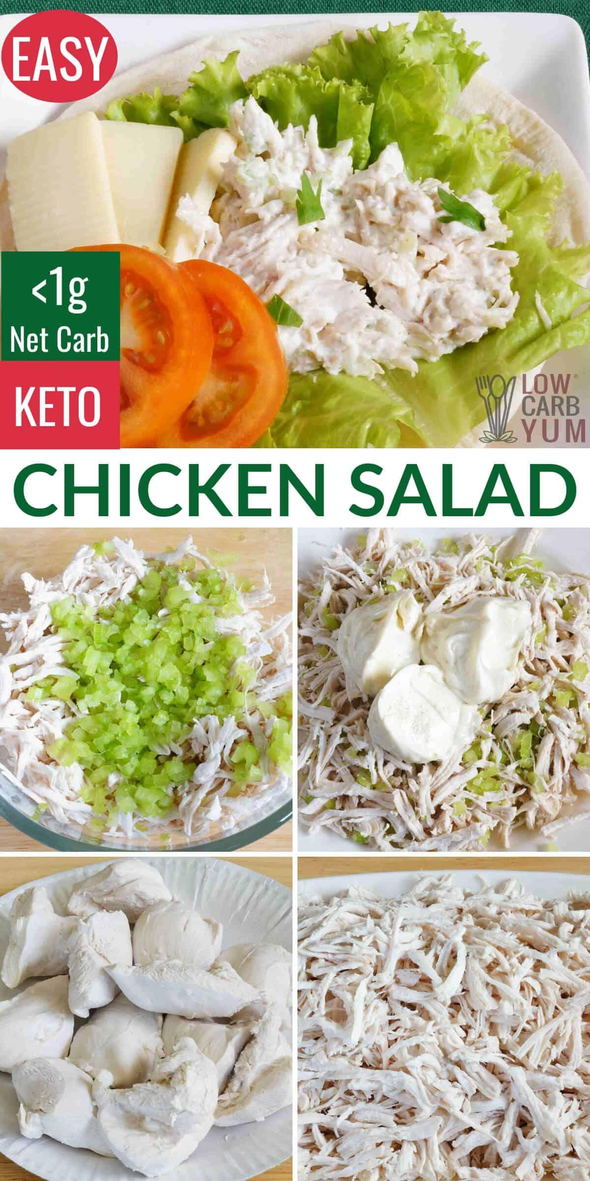 easy chicken salad recipe