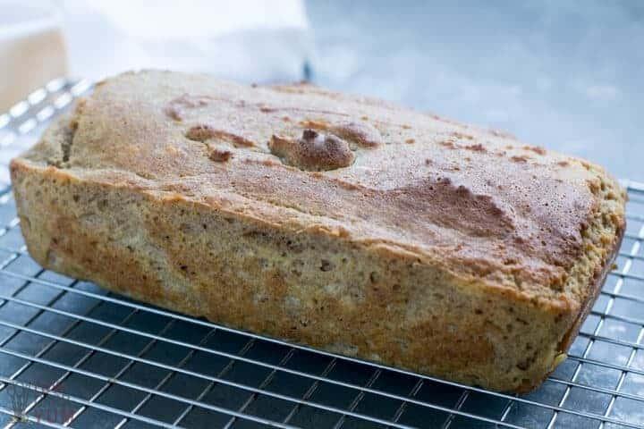 gluten free banana bread coconut flour