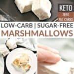 keto sugar free marshmallows