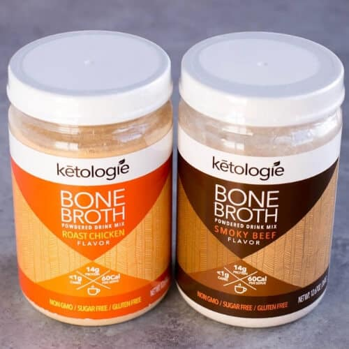ketologie bone broth powder