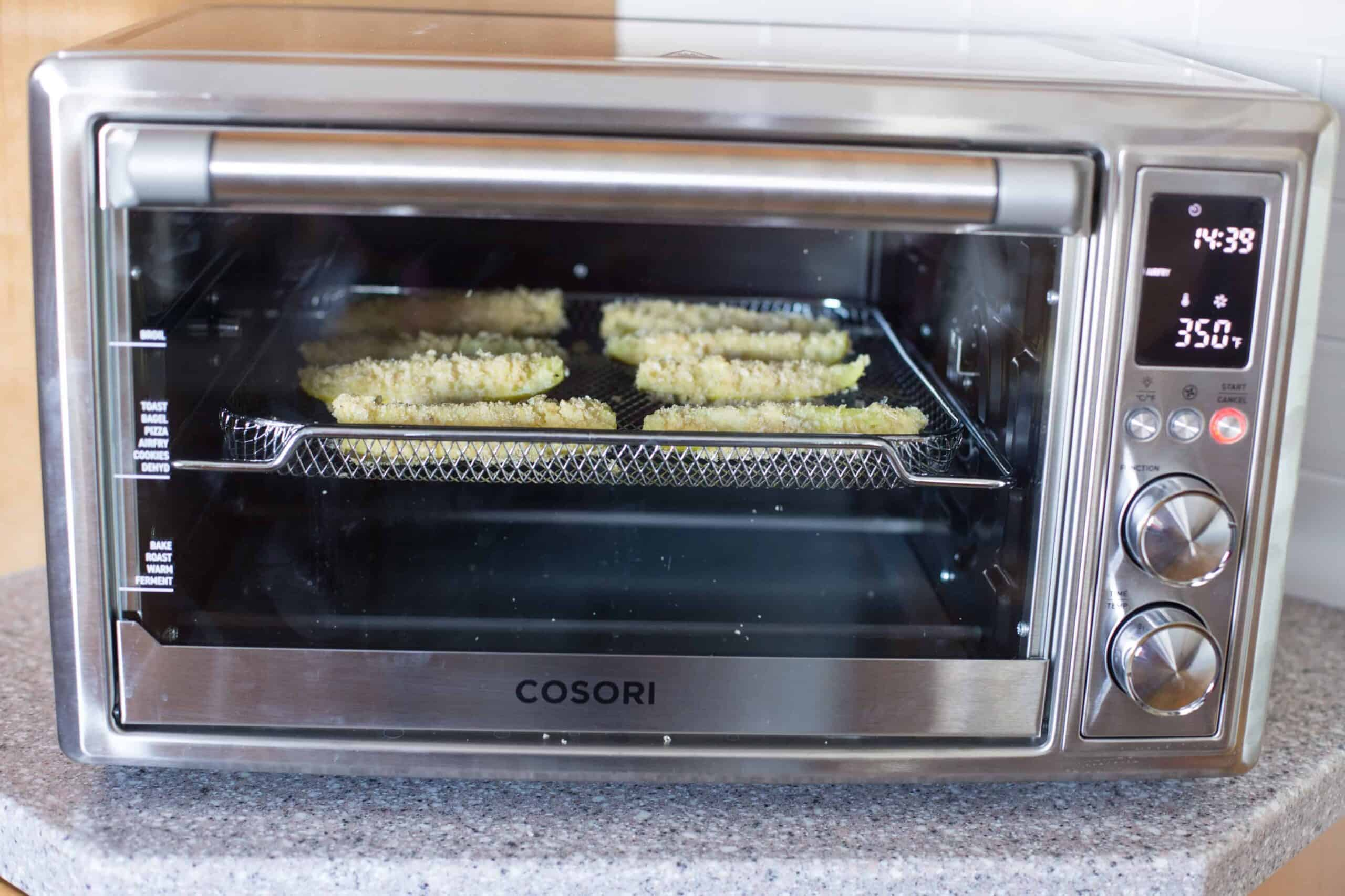 pickles in air fryer