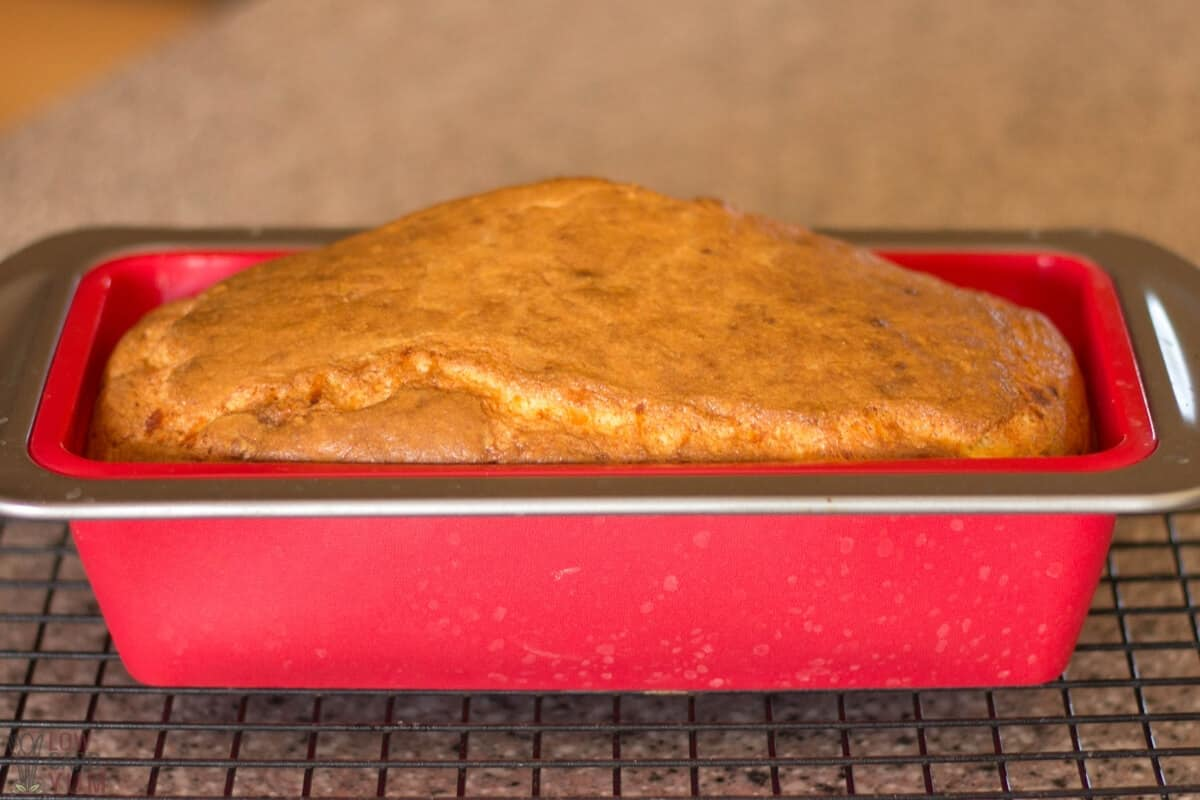 fathead bread loaf